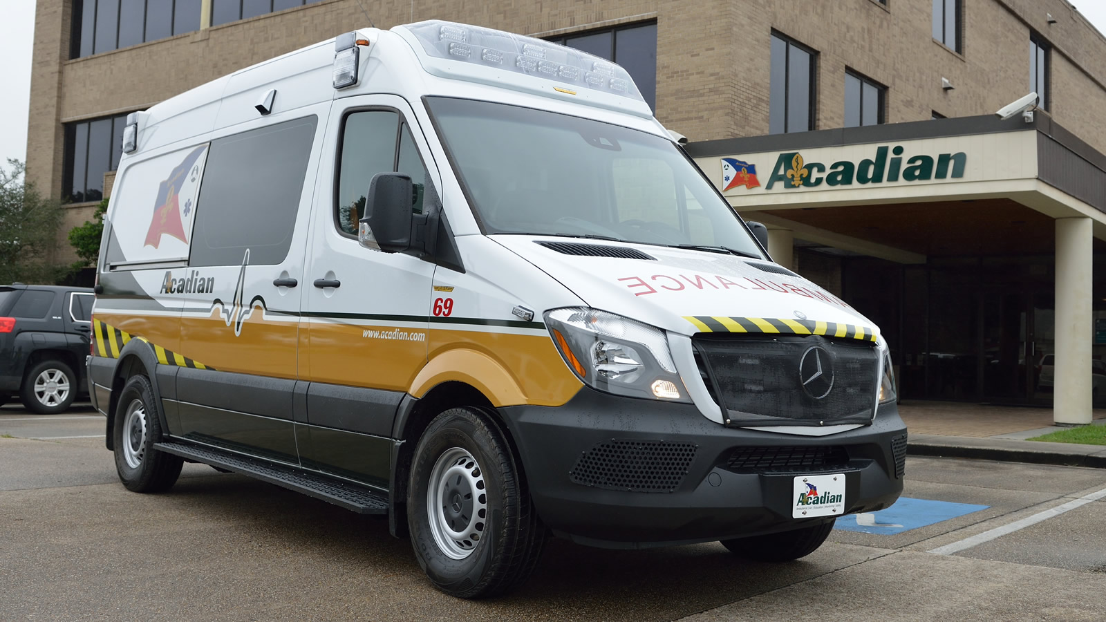 Acadian Ambulance patient finds new lease on life